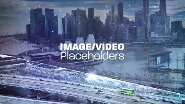 Cinematic Intro Slideshow